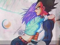 bulma naked vegeta bulma wallpaper obsessive fan girl swpk art