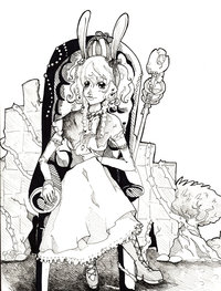 bulma naked pre dead bunny princess alpha chanz morelikethis traditional drawings illustration
