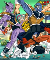 bulma naked abdde bulma briefs burter captain ginyu dragon ball force guldo jeice recoome wishmasterz