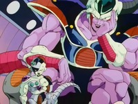 bulma naked dragonball planet earth father frieza king cold strike back