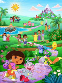 dora the explorer porn dora explorer wallpaper nick