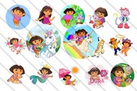dora the explorer porn spring summer dora explorer round digital collage sheet porn wallpapers wallpaper nick ballet