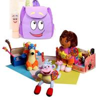 dora the explorer porn wsphoto free shipping pcs set font dora explorer toy plush backpack boots swiper
