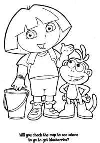 dora the explorer porn dora explorer coloring pages freeprintable sheets children
