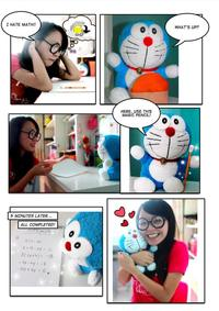 doraemon porn doraemon does homework