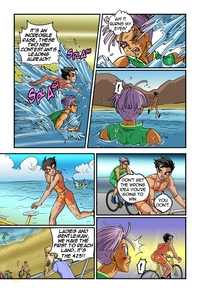 dragon ball porno media original dragon ball kai comics heated competitioners porn