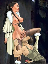 lara croft hentai anal porn tomb raider cradle life lara croft angelina jolie hentai photo