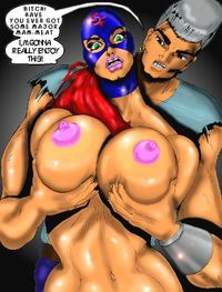 batgirl nude