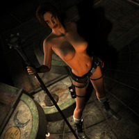 lara croft hentai tomb naked goddess raider hentai media