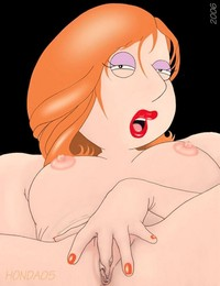 lois griffin hentai anime cartoon porn family guy lois griffin photo