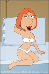 lois griffin naked pre lois griffin cartoongirls morelikethis fanart cartoons
