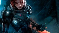mass effect porn revised femshep titles crashraptor