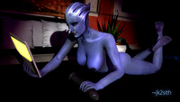 mass effect porn liara tsoni sith mass effect hentai cgi soni vintem world