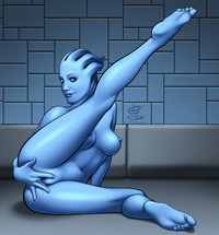 mass effect porn media original asari liara soni mass effect oni catthouse search ass page