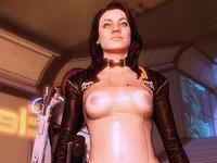 mass effect porn nude skins mass effect latex outfit miranda mod