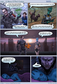 mass effect porn media original mass effect resurgence dlc chars trois guns double maps porn comic