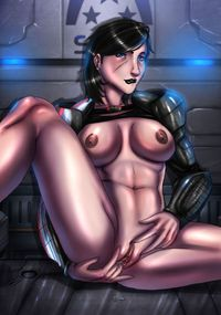 mass effect porn dev cartoon porn