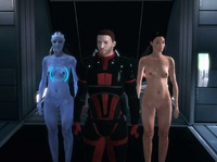 mass effect porn fbd cee fdd asari ashley williams commander shepard liara soni mass effect