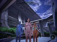 mass effect porn screen load mass effect prochee nude female