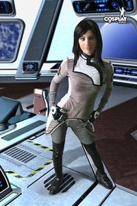 mass effect porn girls cosplay erotica femshep mass effect