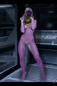 mass effect porn data show