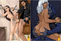 x men porn celebrity comics men porn heroes movies scene