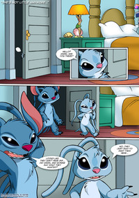lilo and stitch porn comic anime cartoon porn furry lilo stitch comic ics gallery page