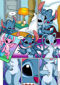 lilo and stitch porn comic media original hairsute lilo stitch comic little anymore