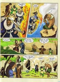 avatar the last airbender porn comics albums eternal light bumi toph comic bvst pmwiki tropesq