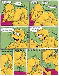 bart porn media porn comic cool bart lisa simpsons comics