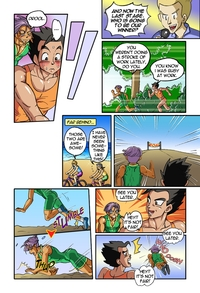 dragon ball z porno media original dragon ball kai comics heated competitioners