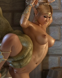 elf porn media original enticing elf princess pounded monster exotic cartoon