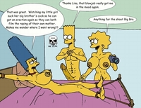 marge and lisa simpson porn media lisa marge simpsons nude posing porn