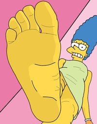marge simpson naked marge simpson pov mrdur art
