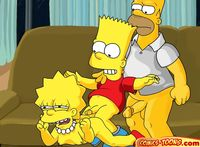 marge simpson naked cartoon simpsons lesbian