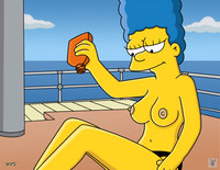 marge simpson naked marge simpson sexy hentai collections