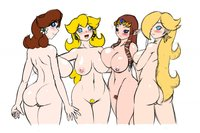 princess peach hentai bowser legend zelda princess daisy peach rosalina speeds super mario bros galaxy crossover porn all hentai rule