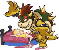 princess peach hentai bowser static bowser koopa playshapes princess peach gallery hentai faa