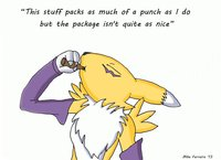 renamon porn pre renamon energy drink quote mikeferreira morelikethis