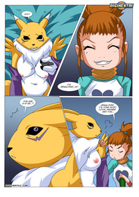 renamon porn anime cartoon porn furry renamon live show photo