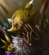 renamon porn pre necromorph renamon sligarthetiger morelikethis artists