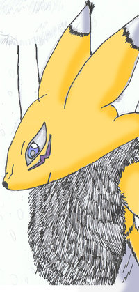 renamon porn renamon winter fur mikeferreira uiwer art