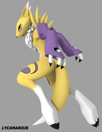 renamon porn pre renamon pose queen diamonds lycanarius urz art