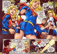 supergirl porn supergirl many happy returns