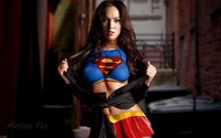 supergirl porn megan fox super girl
