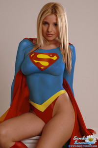 supergirl porn supersandy