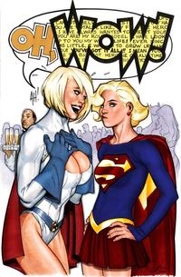supergirl porn power girl supergirl how improve life