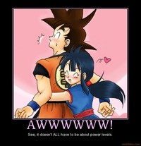 dragon ball z chi chi porn org demotivational poster awwwwww anime dragonball dragon ball dbz goku chichi chi posters