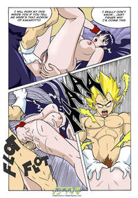 dragon ball z chi chi porn bulma briefs chichi dragon ball palcomix son goku vegeta comic pictures deviantart net kiss desertora