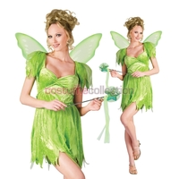 fairy porn tinkerbell neverland fairy costume dress halloween